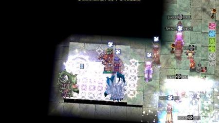 L1砦堕天使同盟防衛
