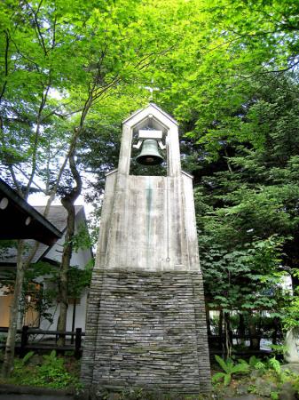 聖パウロカトリック教会の鐘