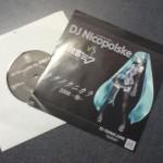DJ Nicopolske VS 初音ミク/キタノクニカラ 買ってきた