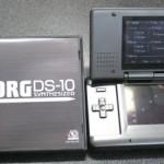 KORG DS-10が届きました。