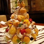 プレミアムプロフィットロール@Foodiun Bar 一瑳上野店