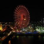 そういえば横浜みなとみらいに行ってきたらしい。