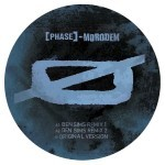 今週の新譜チェック:PHASE / MORODEM (BEN SIMS REMIXES)