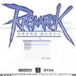 【速報】Ragnarokのログイン画面が懐かしいものに変更
