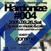 Hardonize#04開催!!